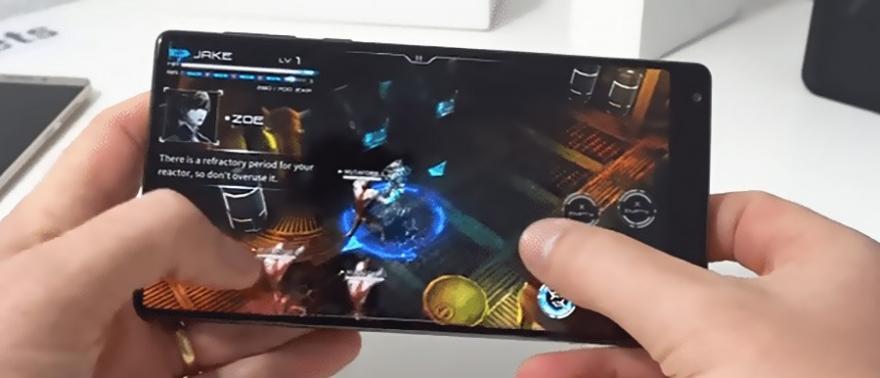 黑鲨?小米?BlackShark游戏手机跑分曝光