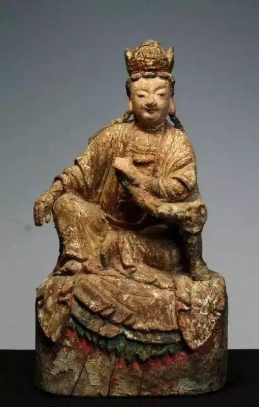 极简艺术:60张图教你看懂中国古代木雕造像
