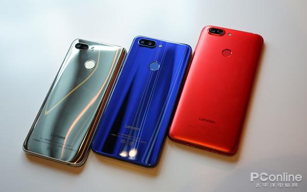 联想S5手机发布:999元起,5.7英寸全面屏