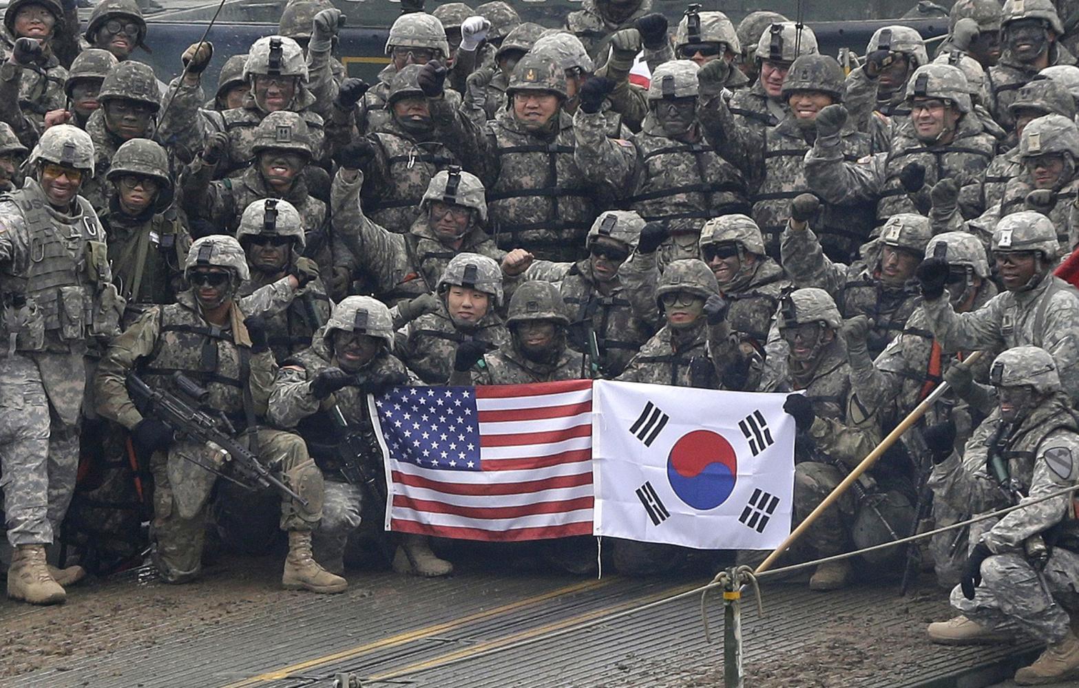 驻韩美军要全部撤走?特朗普一句话,美军将领急得跳出来表态