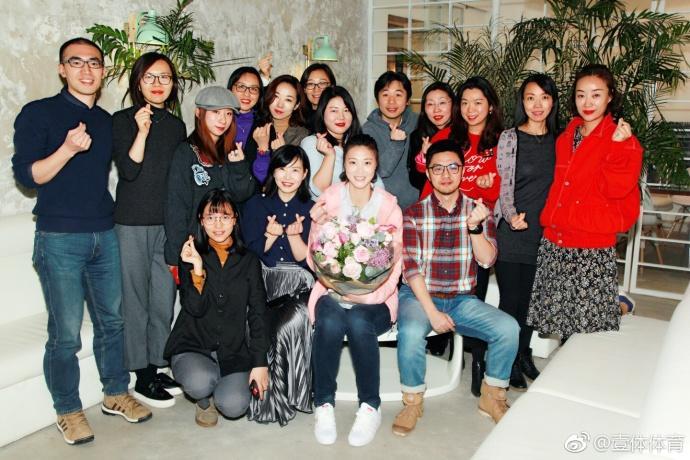 惠若琪新工作永不退役 捐助男排国手遗孀及2女儿