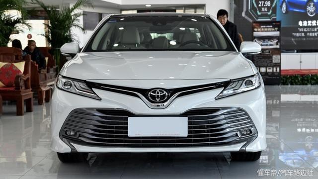 丰田造了一台完美版的阿特兹,你却还在嫌贵?