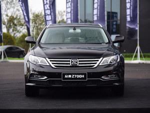 众泰Z700多少钱可试乘试驾 购车降0.6万