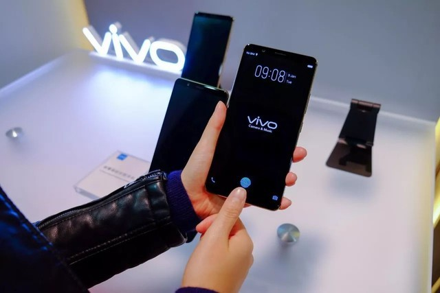 屏幕内指纹被看做未来手机解锁的主要方式图片