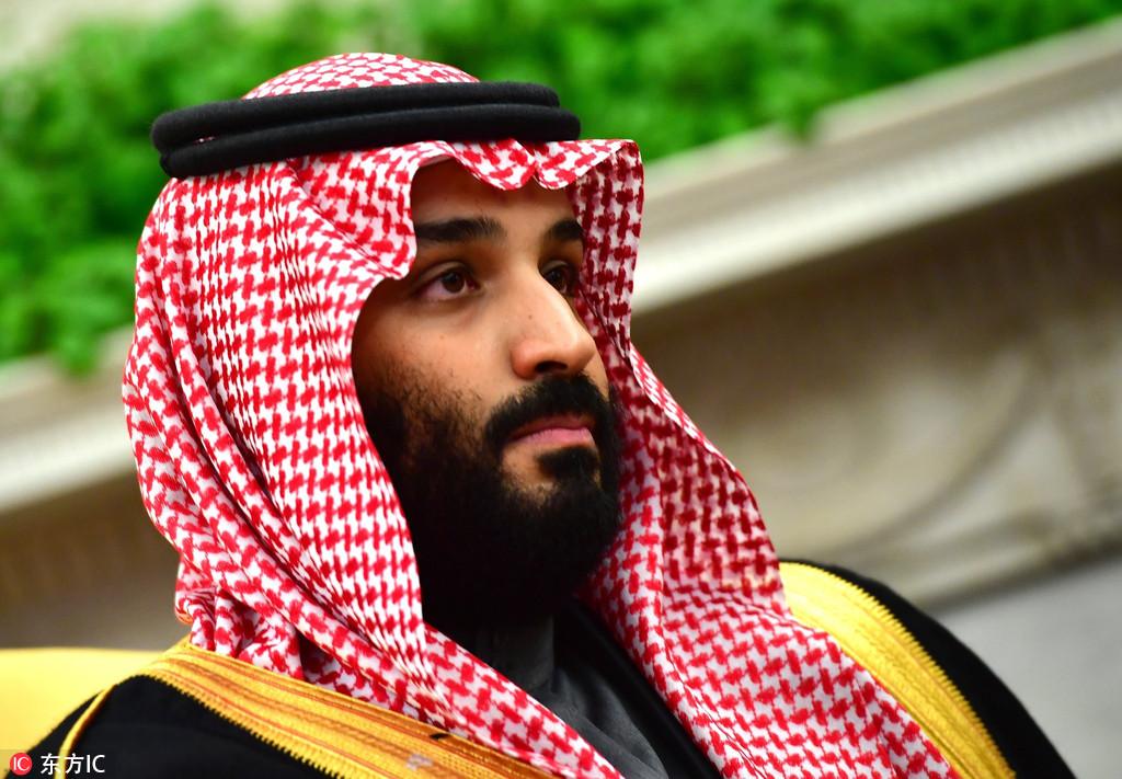 Saudi Arabia and the visa 79.1 billion arms big trump: they like to buy peanuts
