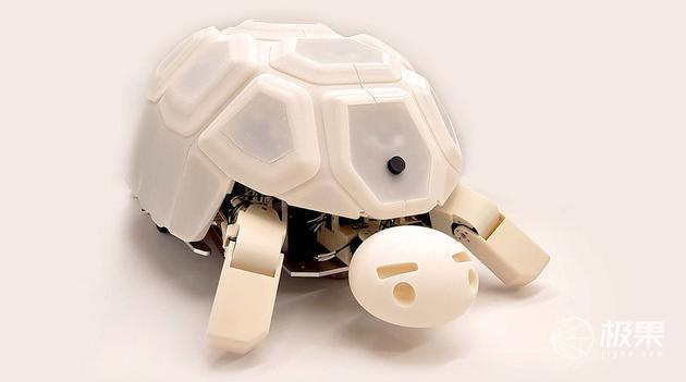 """熊孩子怎么""""乖""""一点?这个乌龟机器人有妙招"""