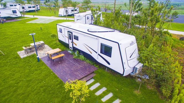 房车露营 | 房车营地的规划设计和布局标准