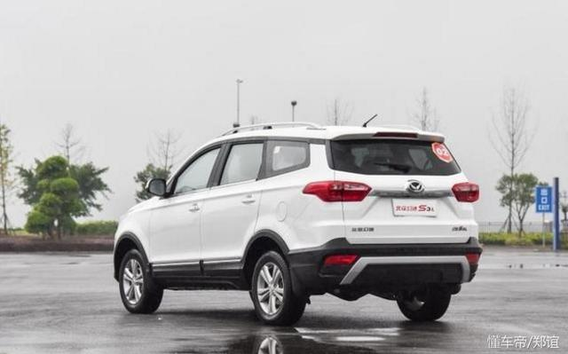 7座SUV,低配仅售5万, 完胜五菱宏光S3