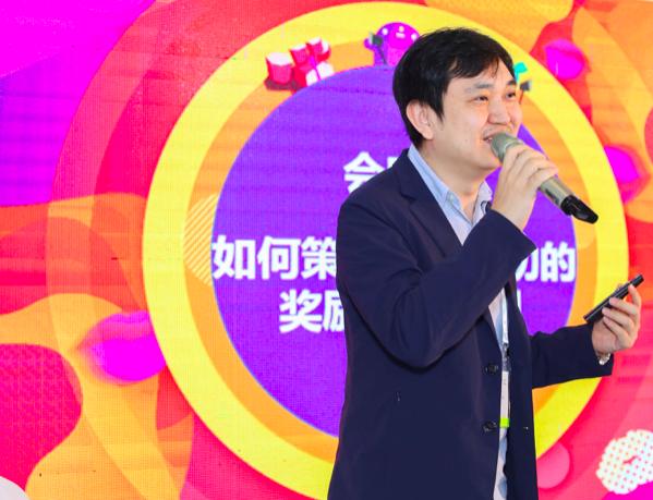 会唐亮相中国国际会奖旅游博览会