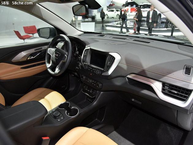 GMC两款特别版车型官图 凸显黑色主题