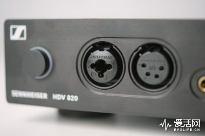小试森海塞尔hd660 s耳机配hdv820:这根本就是一步退烧