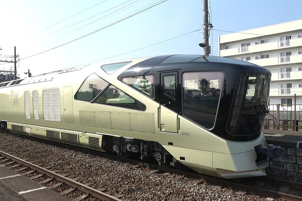 日本最贵列车 票价最低2865美金 行走的五星级酒店