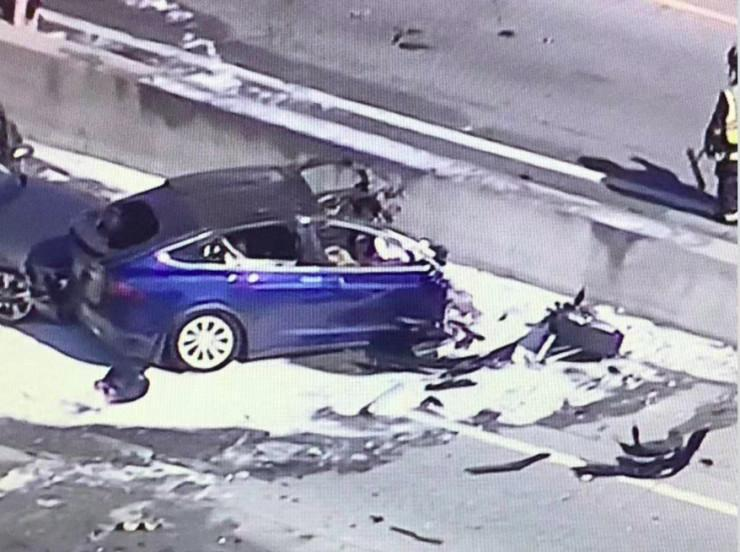 特斯拉再造致死事故引发科技企业造车危机