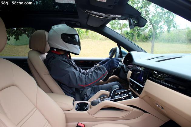 新车外拍 保时捷全新 Cayenne 试驾体验