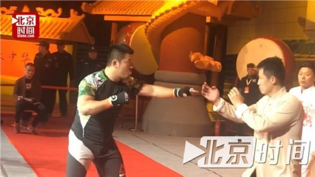 咏春余昌华谈对战徐晓东:每个项目都应被尊重