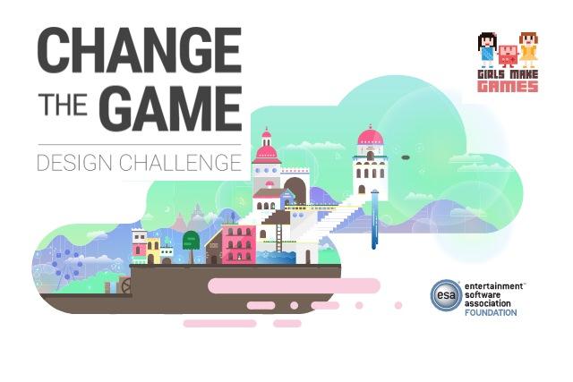 """谷歌推出""""改变游戏""""竞赛鼓励女性参与玩游戏和手游开发"""
