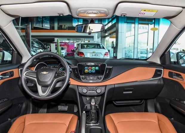 雪佛兰科沃兹325T上市 售10.49-11.49万/搭载1.0T发动机