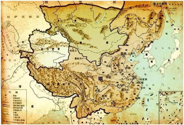古代历史上每当出现南北对峙 为何总是以北方完胜告终