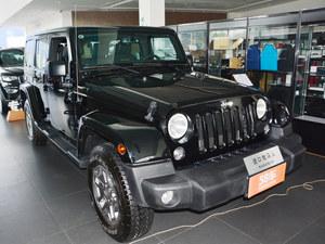 Jeep牧马人裸车价格 现金优惠0.5万元
