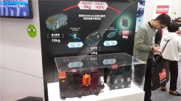 "ROHM携汽车电子及工业设备市场产品强势登陆"""