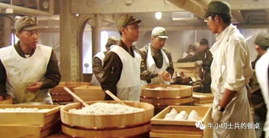 海军炊事兵物语——料理三板斧