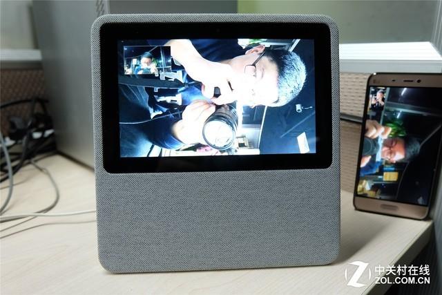小度在家评测体验 开创国内智能视频音箱先河