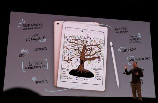 苹果发布新iPad售价性能如何 Apple Pencil可以兼容旧版吗