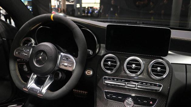 2018纽约车展 梅赛德斯-AMG C63 S亮相