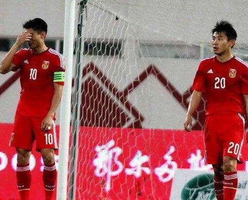 足協受到中國杯啟發,五月份國足將約戰泰國約旦找回自信心
