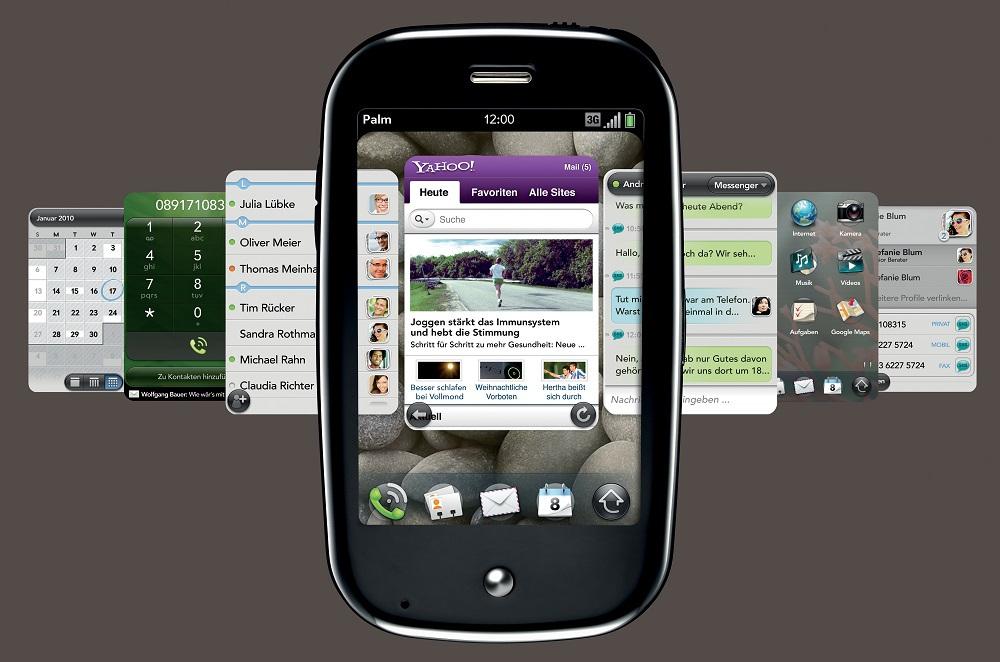 palm手机