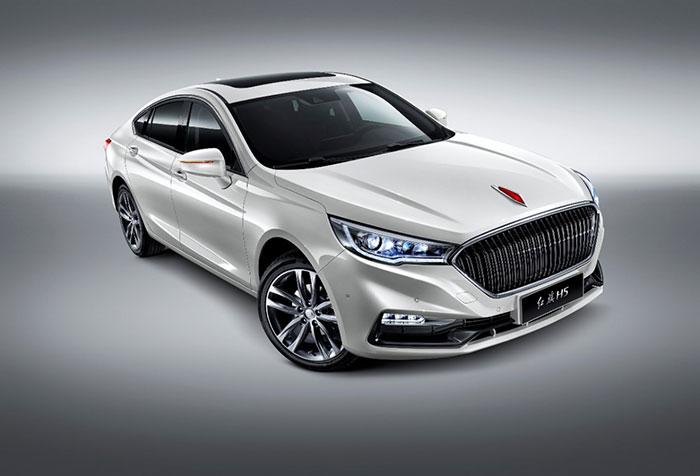 红旗H5预售16-20万元 2018北京车展上市