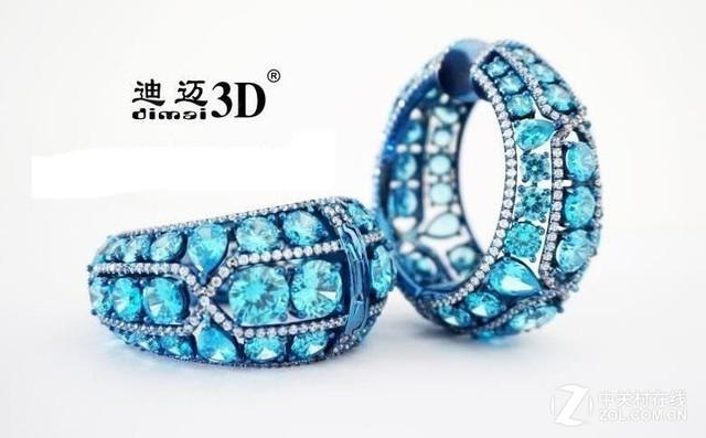 以3D打印技术为支点 撬动珠宝首饰的智能生产