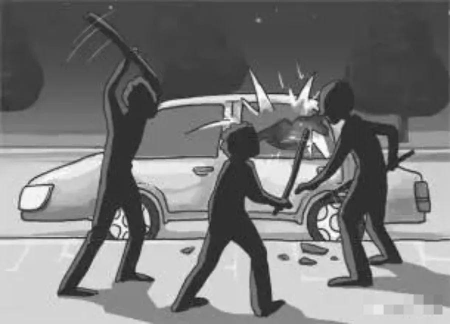 【案例】投保车辆遭打砸,你说赔不赔