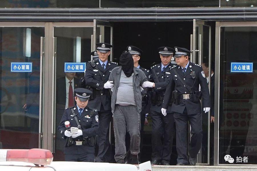 对话白银案侦办警察 高承勇比较具有反社会性格