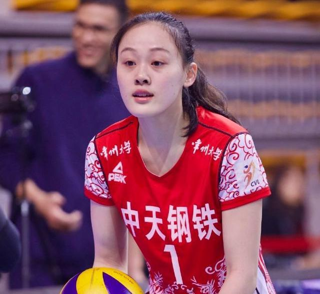 女排本季最失望新星!小惠若琪打不上联赛,国家队陪练一月今离队