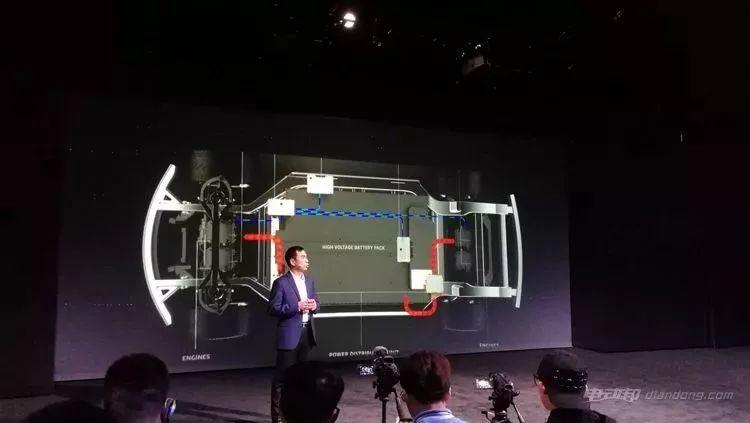 SF Motors在美国硅谷举办发布会,两款创新力爆棚