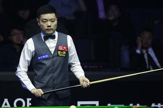 中国公开赛丁俊晖进次轮战队友 奥沙利文献单杆147分仍出局