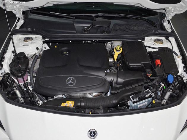 奔驰新款CLA级正式上市 售25.5-38.7万