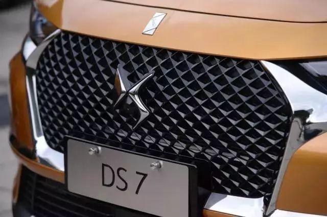 """花20多万买车界""""LV"""",DS7在豪华配置上的执拗有谁能懂?"""
