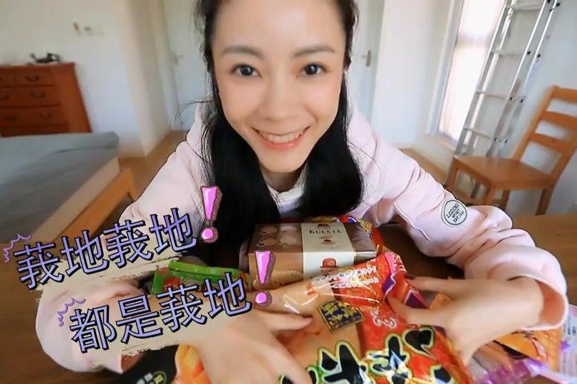 日本最风靡的零食开箱记