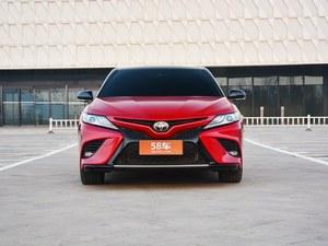 第八代凯美瑞报价 上海现车平价销售中