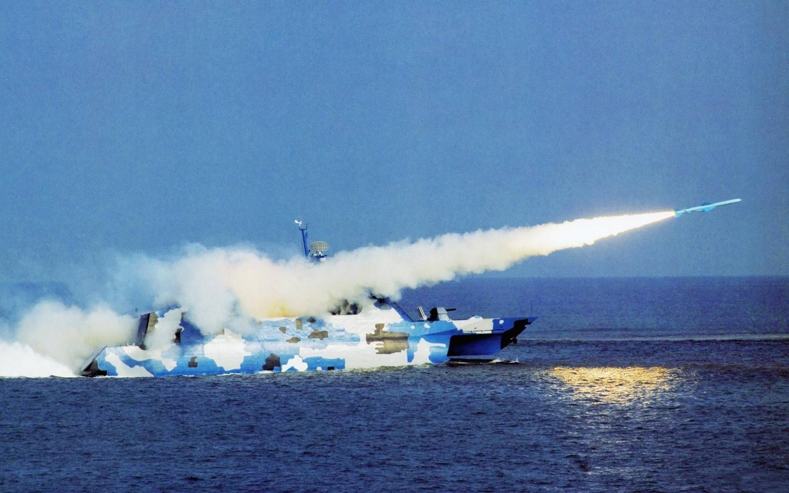 022导弹艇如能装这武器 可完成濒海战斗舰未尽的梦想