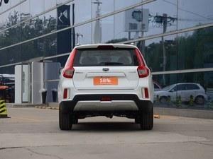 吉利远景SUV售价7.49万起 提供试乘试驾
