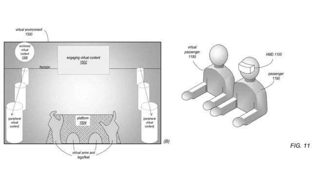 前沿新知:苹果欲借助VR解决自驾车晕眩