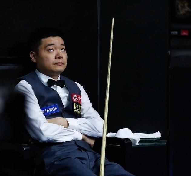 斯诺克中国赛5人冲击8强全出局,土豪赛事成他人盘中餐