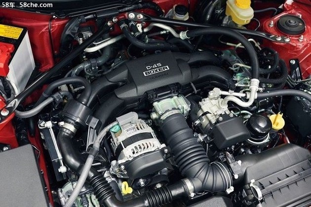 新款BRZ将2021年发布 或用2.4L新发动机