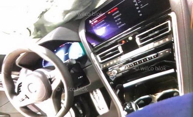 全新宝马8系量产车型 将6月15日首发亮相