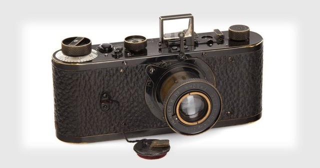 照相机的品牌这台价格1800万 最贵相机纪录被刷新