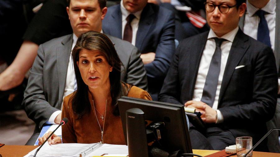 美国扬言:无论联合国允不允许 都将对叙采取行动