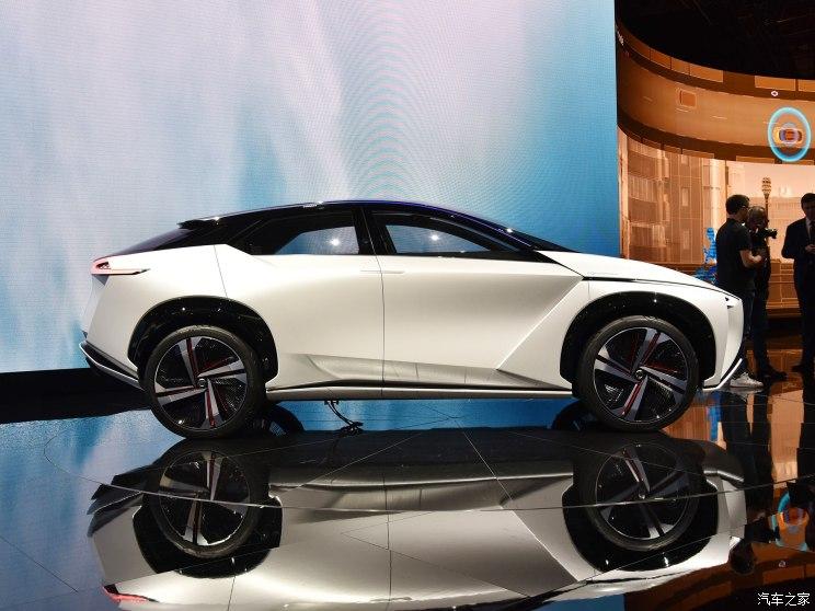 日产(进口) 日产IMx 2017款 Concept
